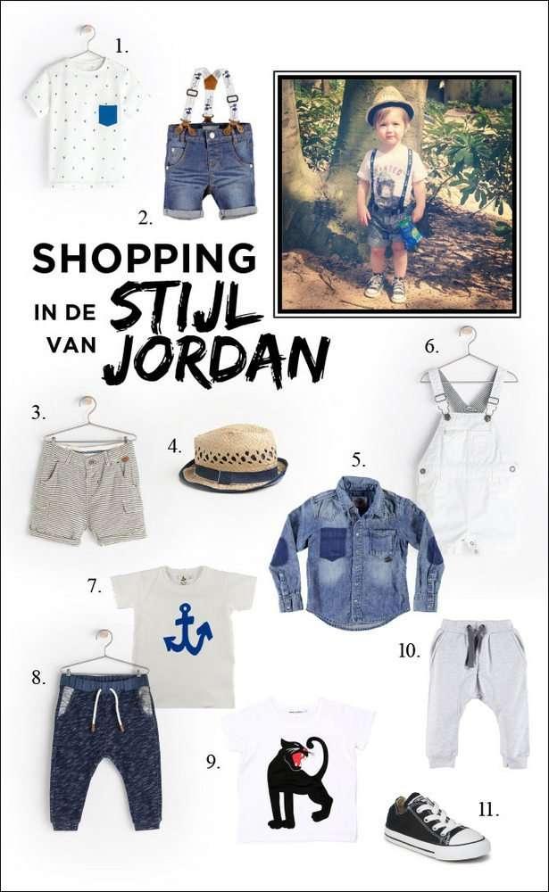 SHOP DE LOOK IN DE STIJL VAN JORDAN