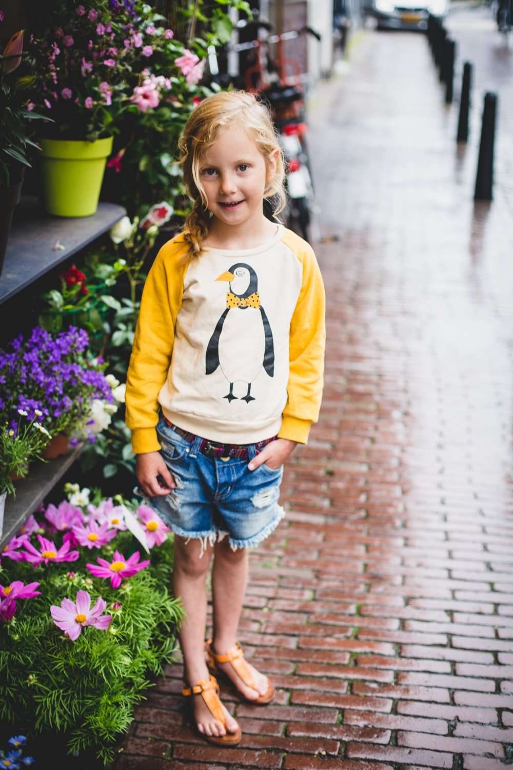 MIJS IN MINI RODINI EN LITTLE PIECES OUTFIT