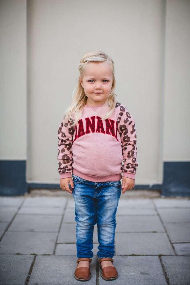 Kindermodeblog kids fashion mode kinderen meisjes trui Banana-1