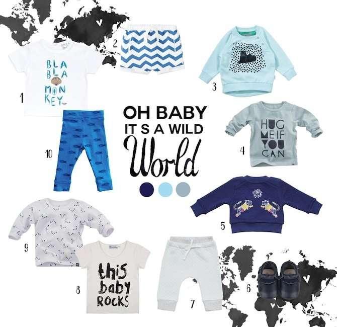 SHOPPING | BABY BOY