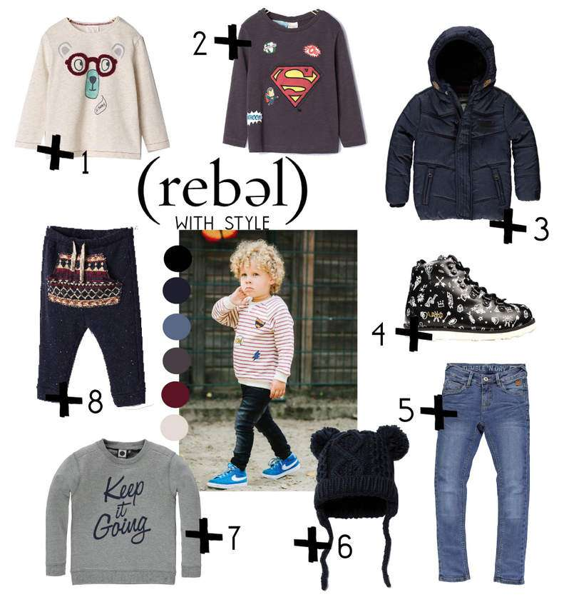 REBEL WITH STYLE | SHOPPING