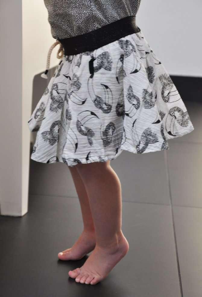 Olivia toekan rok