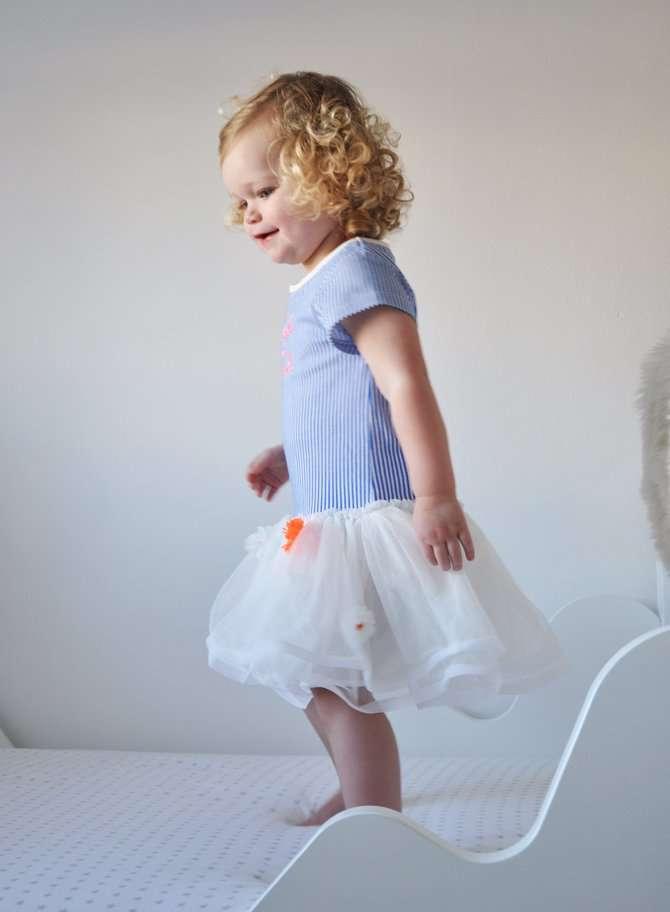 Billieblush Olivia jurk tutu