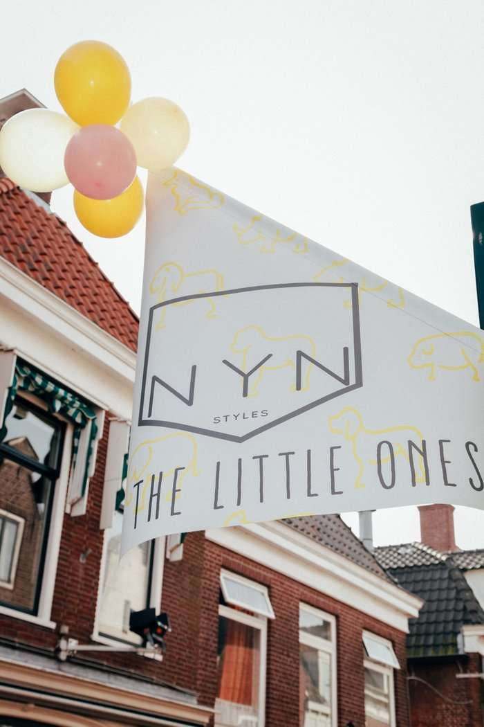 BEHIND THE SCENES | SPRING TOUR NYN STYLES THE LITTLE ONES