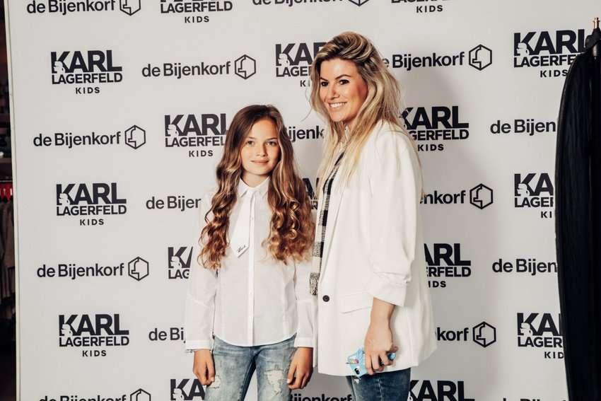 KARL LAGERFELD KIDS | DE BIJENKORF REPORT