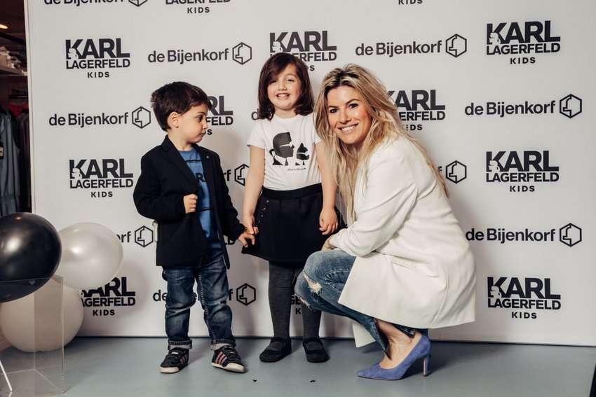 KARL LAGERFELD KIDS EVENT   DE UITSLAG