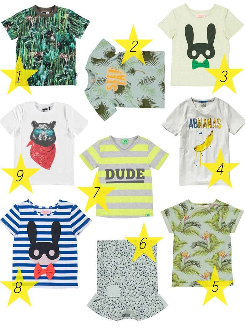 SHOPPING | 9 X BOYS SALE TOPPERS