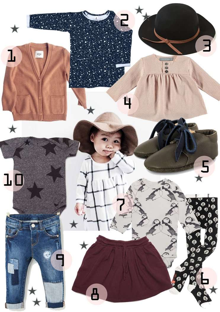 SHOPPING | 10 X LITTLE GIRLS MUSTHAVES