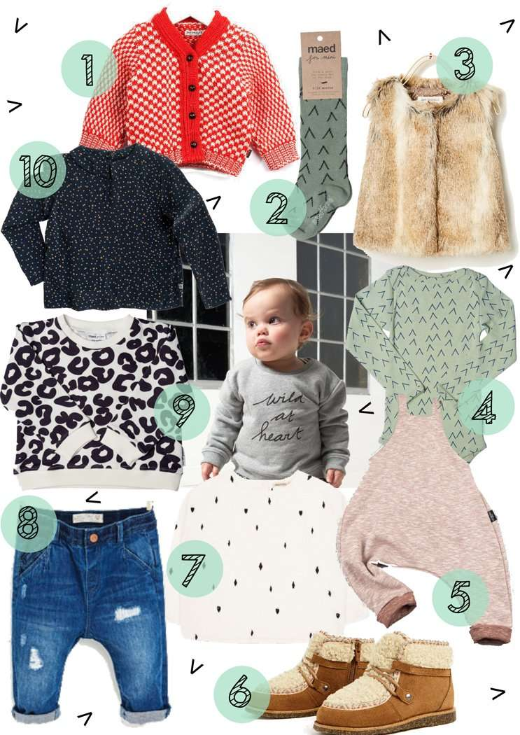 SHOPPING|10 X VOOR THE LITTLE ONES