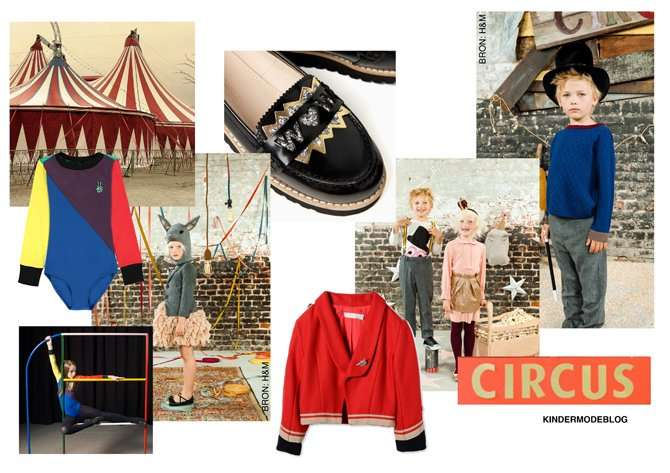 KINDERMODE TREND | LIFE IS A CIRCUS