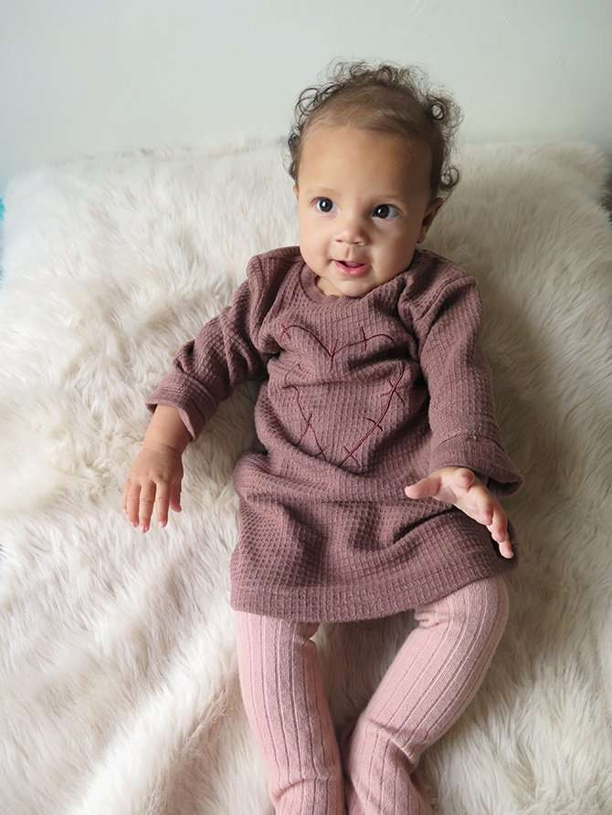 SMALL RAGS OUTFIT VAN SCOTTIE