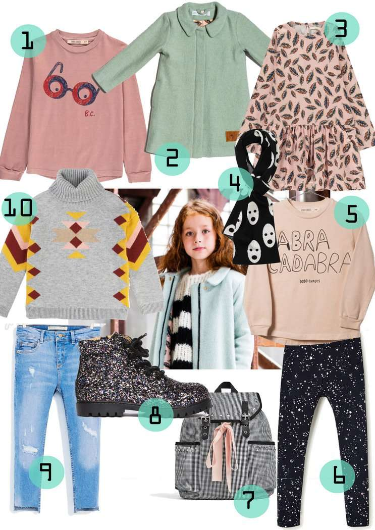 10X FRESH AND COSY GIRLS SHOPPING