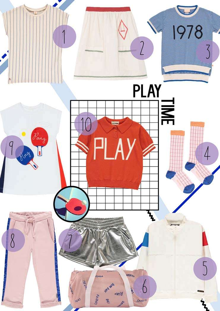 KINDERMODE TREND | PLAY TIME