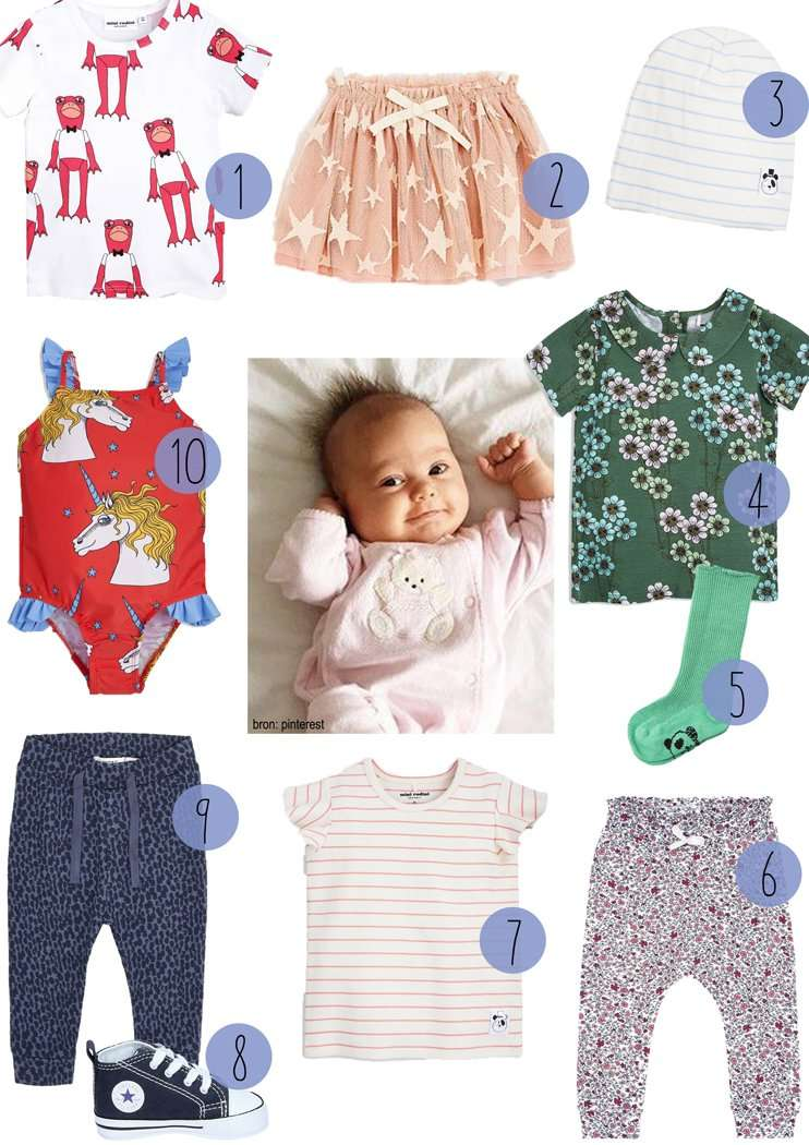 10X BABY GIRL SHOPPING