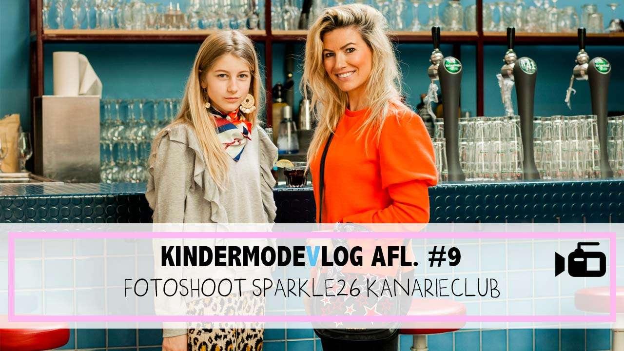 VLOG #9 | FOTOSHOOT SPARKLE26 BIJ KANARIECLUB AMSTERDAM