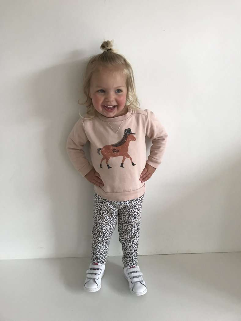 MAED FOR MINI | DE NIEUWE GAVE LEGGING VAN PHILEINE