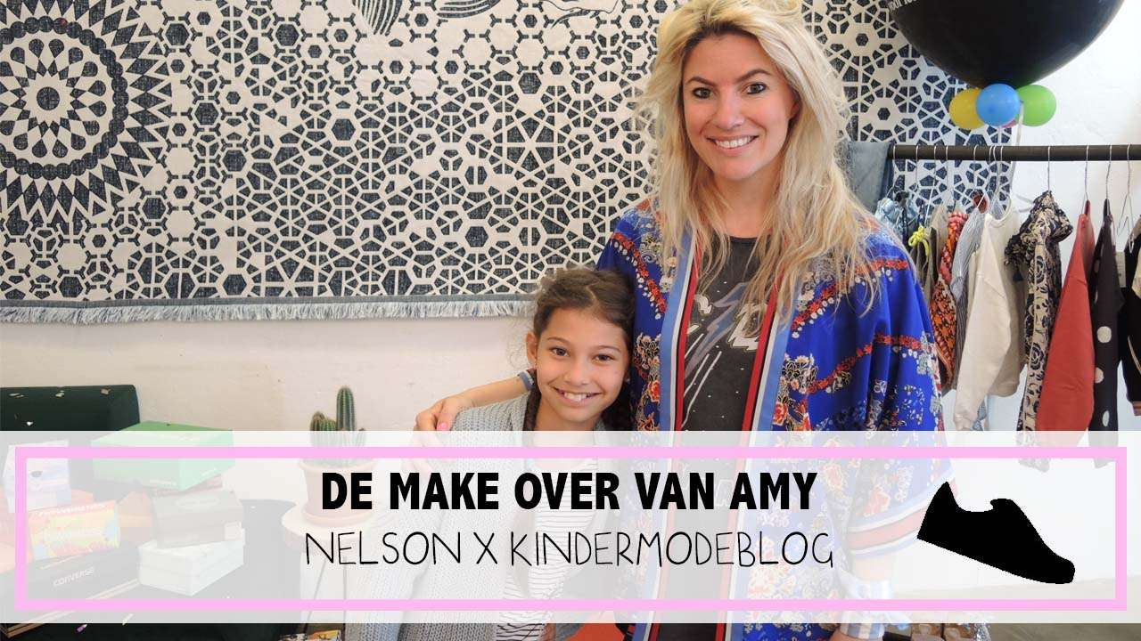 NELSON MAKE OVER VIDEO | AMY