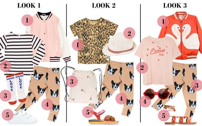 1 TREND ITEM | 3 HIPPE OUTFITS