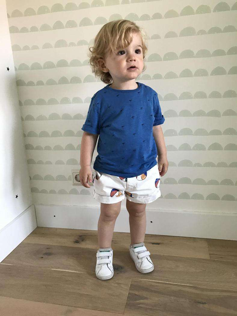 BEAU IN BOBO CHOSES SHORT