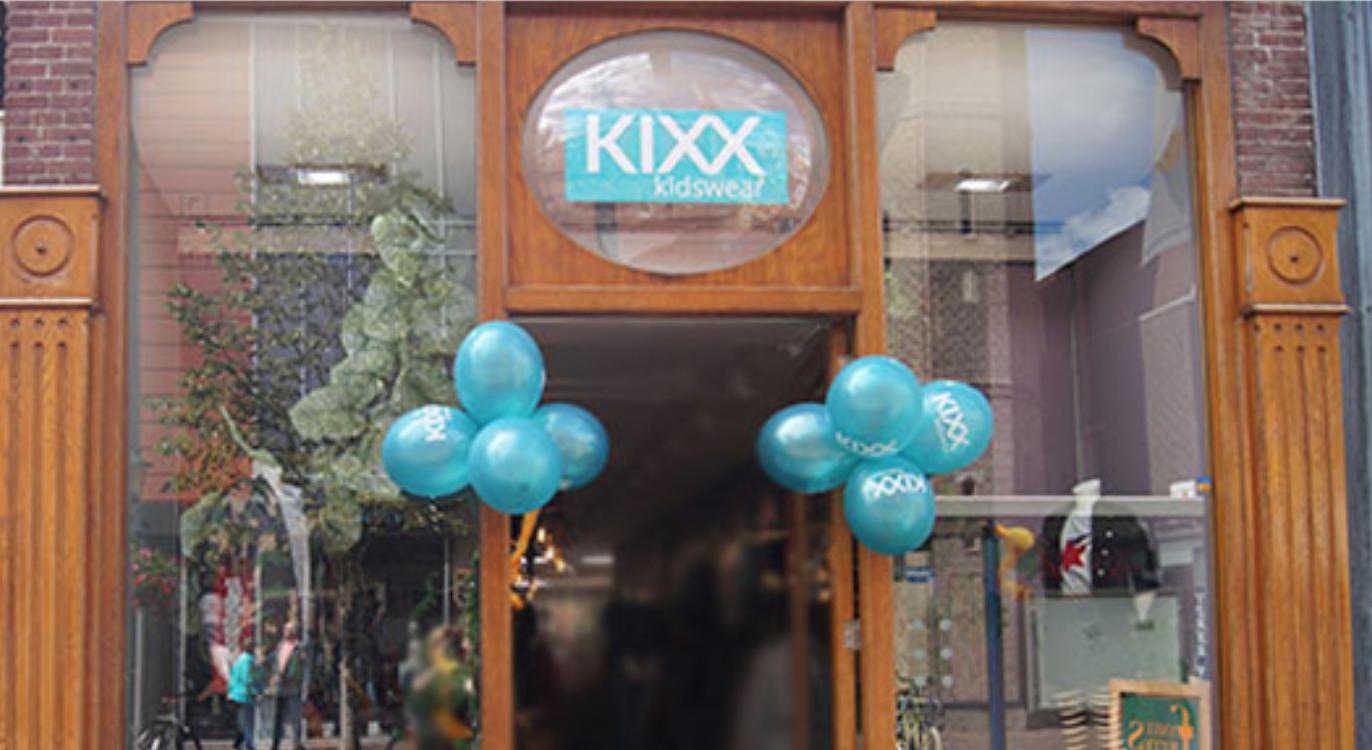 OPNIEUW GEOPEND: KIXX KIDSWEAR ALKMAAR