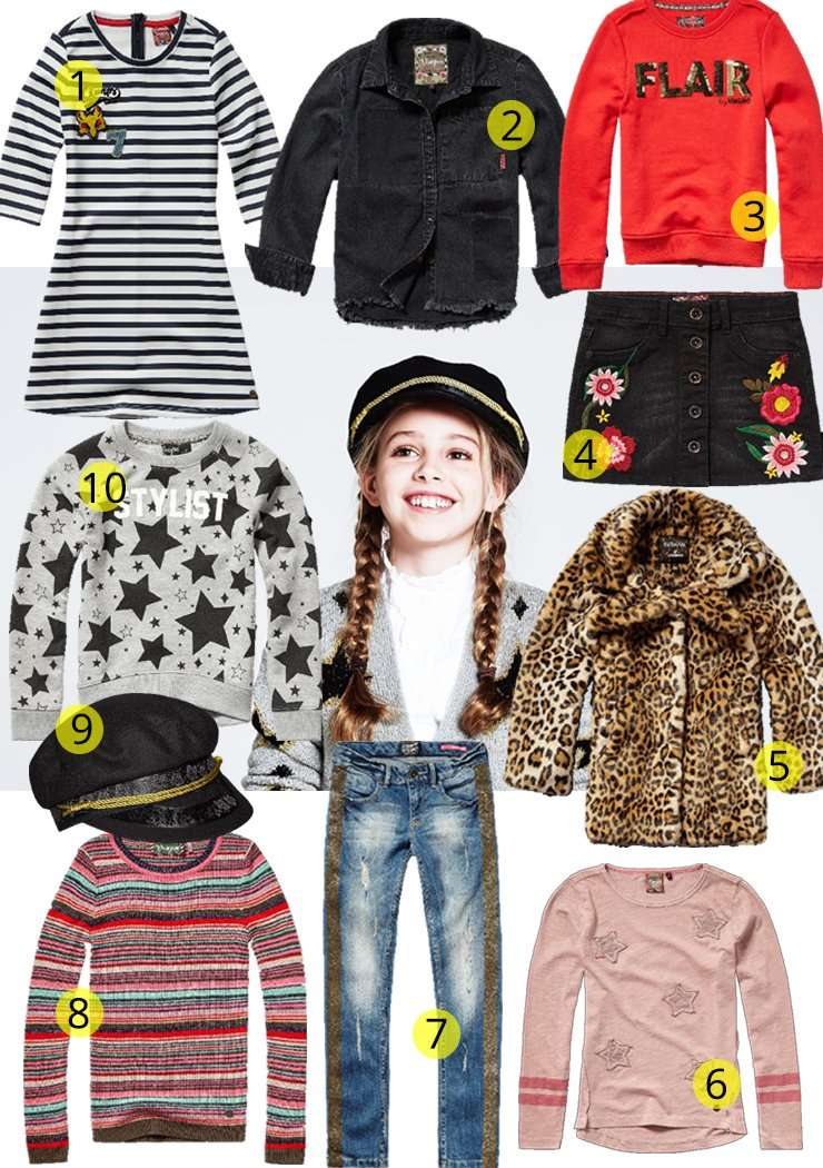 10X HIPPE MEIDEN MUSTHAVES