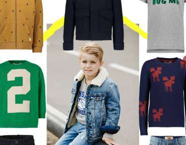 10X STOERE JONGENS OUTFIT