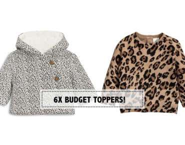 6X BUDGET BABY MUSTHAVES