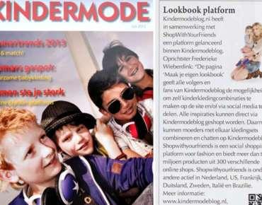 PUBLICATIE: KINDERMODE