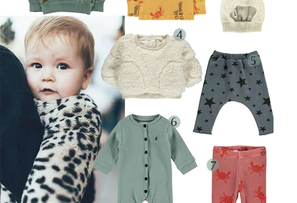 10X FASHIONABLE BABY ITEMS!