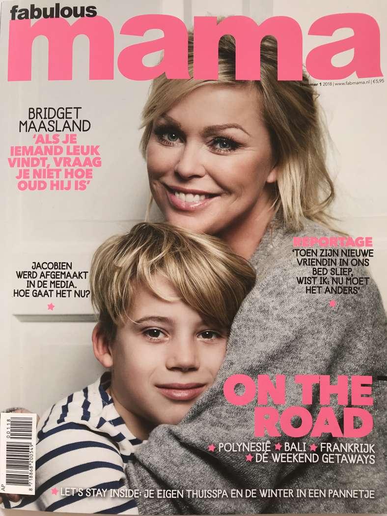 Kindermodeblog Publicatie Fabulous Mama