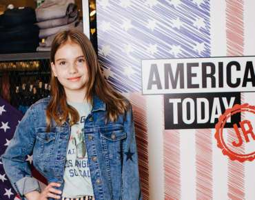 OUTFIT STYLING EVENT AMERICA TODAY JUNIOR!