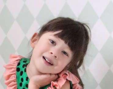 JAELYN IN EYE-CATCHER TOP BANG BANG CPH