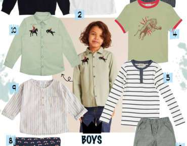 SHOPPEN VOOR BOYS BIJ LABELS FOR LITTLE ONES