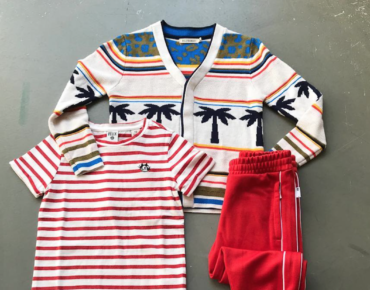 SHOP THE LOOK: COOL & COLORFUL