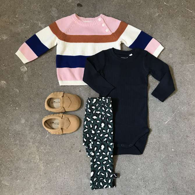 SHOP THE LOOK: OH BABY BABY