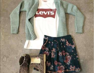 SHOP THE LOOK: GIRL OUTFIT