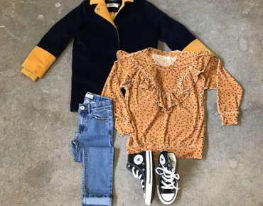 SHOP THE LOOK: MEISJES OUTFIT