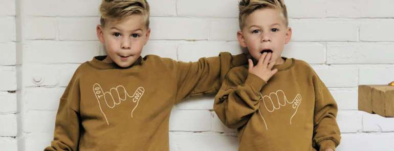 REIN EN MAAS IN TOO COOL SWEATER