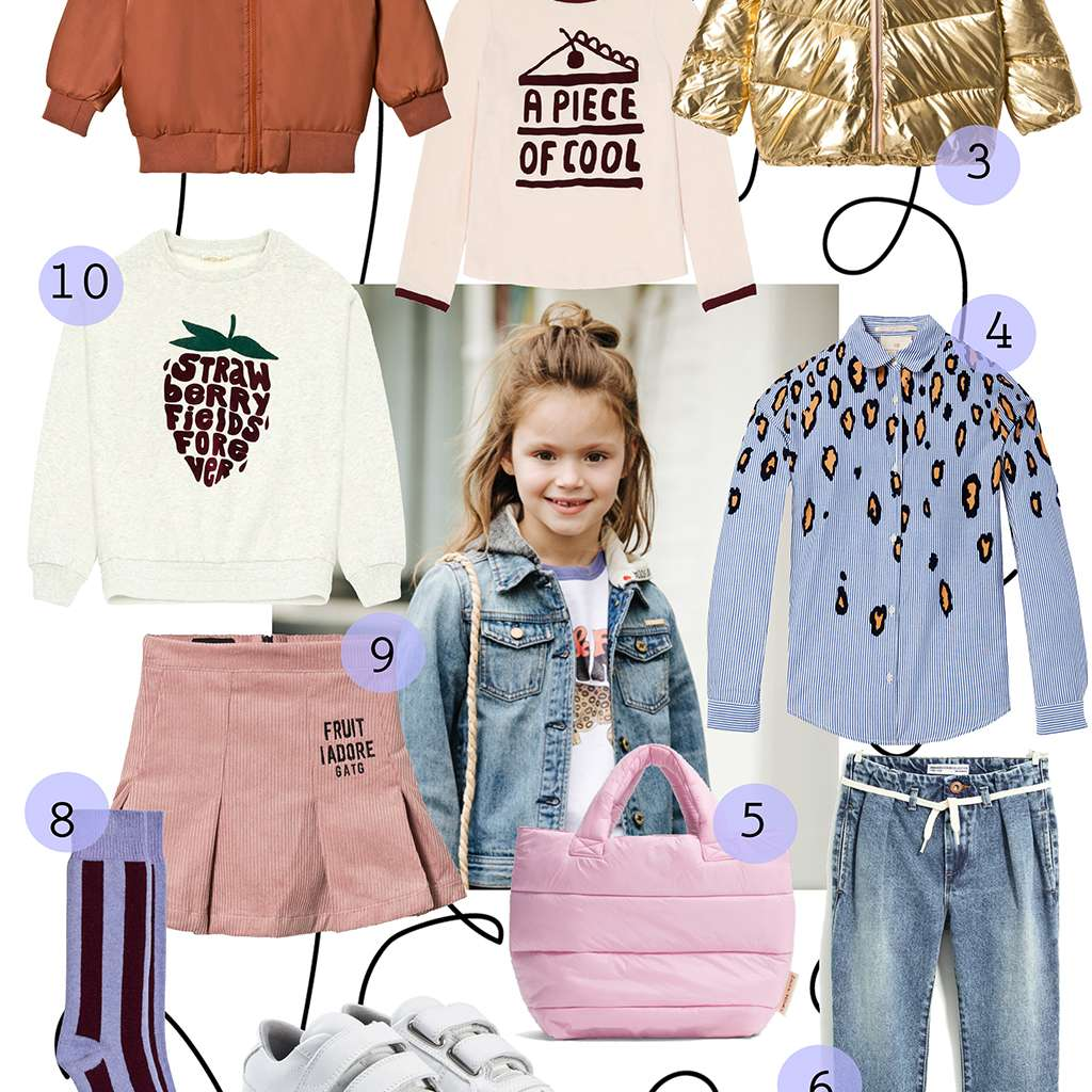 10X COOL AND GIRLY