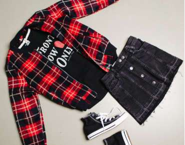SHOP THE LOOK:ROCK CHICK