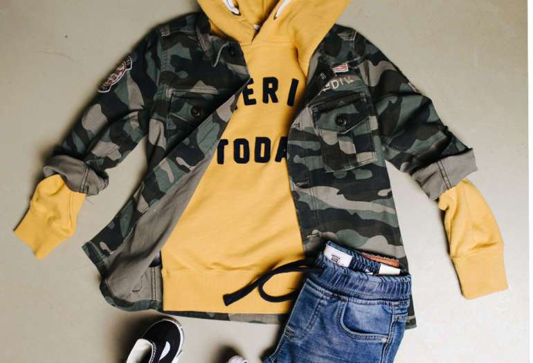SHOP THE LOOK: COOL BOY