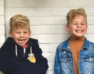 REIN EN MAAS IN GAVE OUTFITS MILK COPENHAGEN