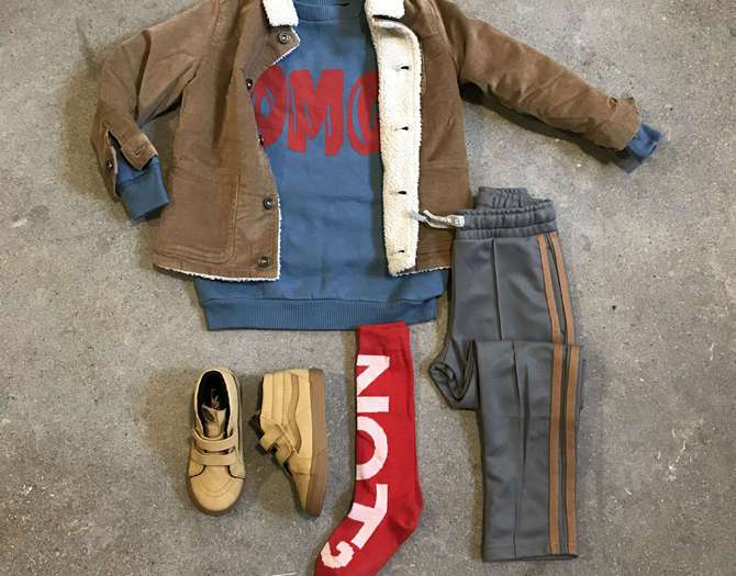 SHOP THE LOOK: COOL FOR BOYS