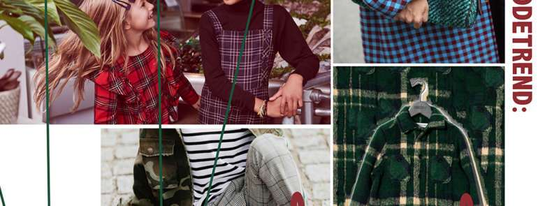3X KINDERMODE TRENDS HERFST/WINTER 2018