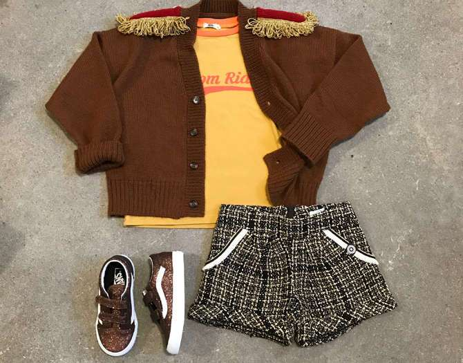 SHOP THE LOOK: SHADES OF BROWN