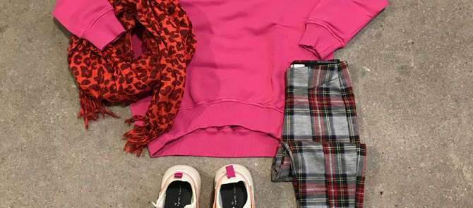 SHOP THE LOOK: PINK GIRL