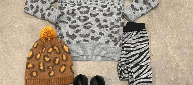 SHOP THE LOOK: DIERENPRINTS