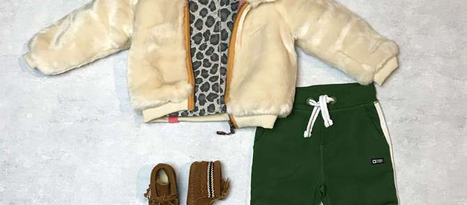 SHOP THE LOOK:COOL LITTLE GIRL