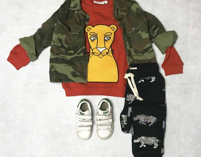 SHOP THE LOOK: ANIMAL LOVER