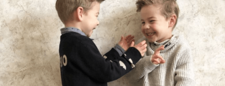 REIN & MAAS IN NIEUWE OUTFITS VAN ZARA EN SCOTCH SHRUNK